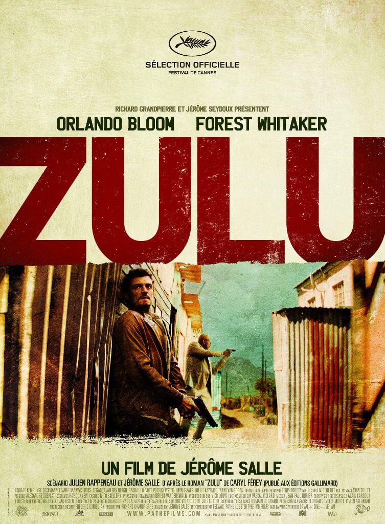 Zulu Un film de Jérôme Salle