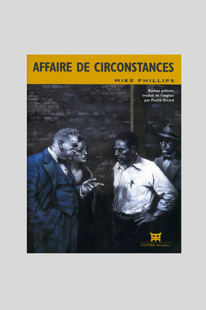 Affaire de circonstances, Mike Phillips.