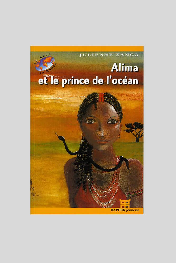 Alima et le prince de l'océan, Julienne Zanga.