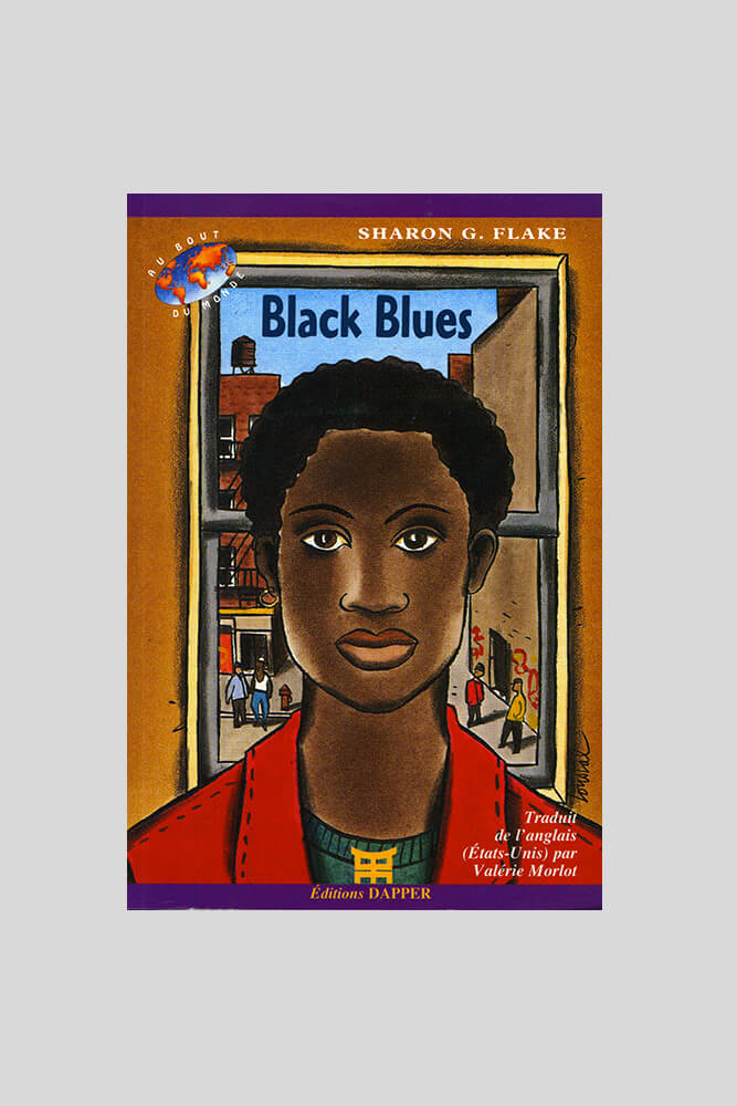 Black Blues, Sharon G. Flake.