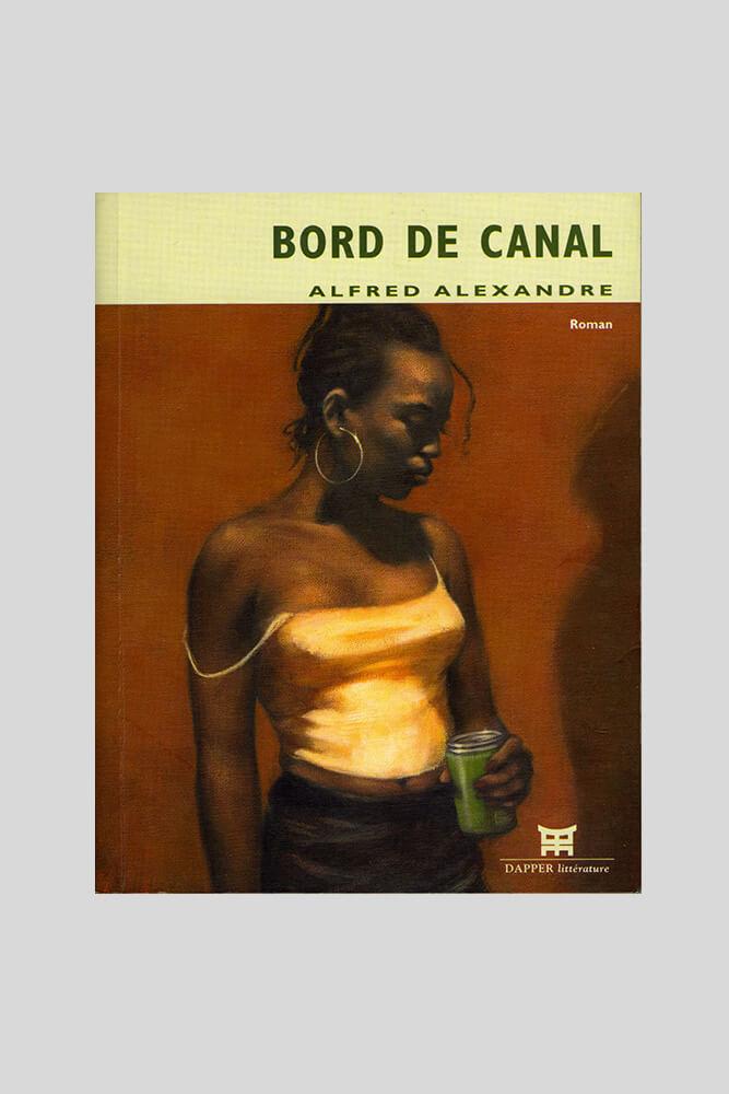 Bord de canal, Alfred Alexandre.