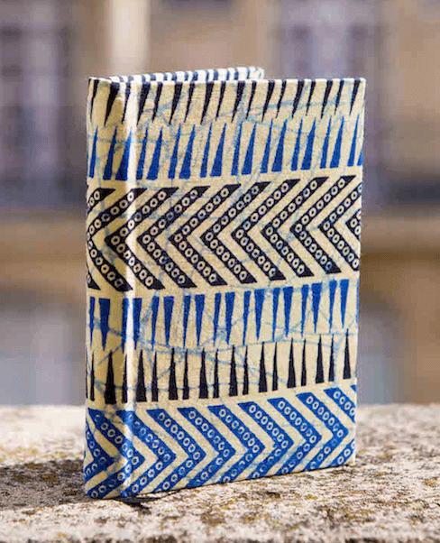 Carnet wax flèche
