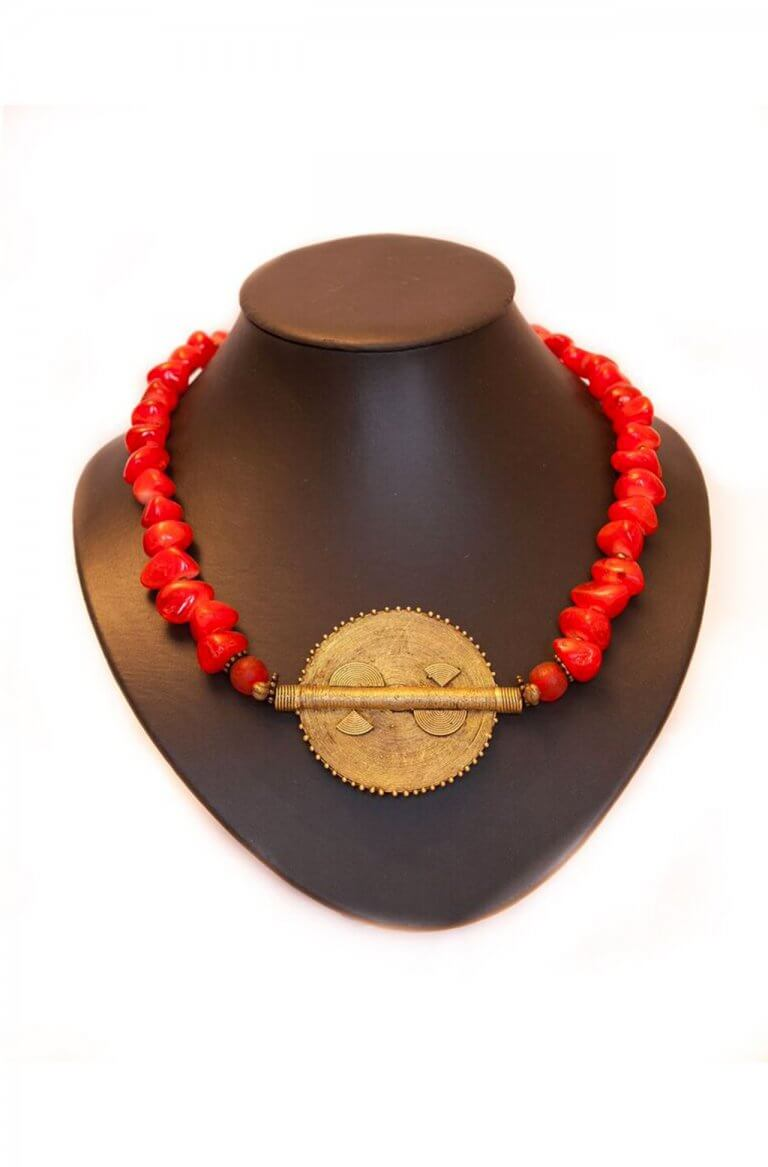 Collier Volcan
