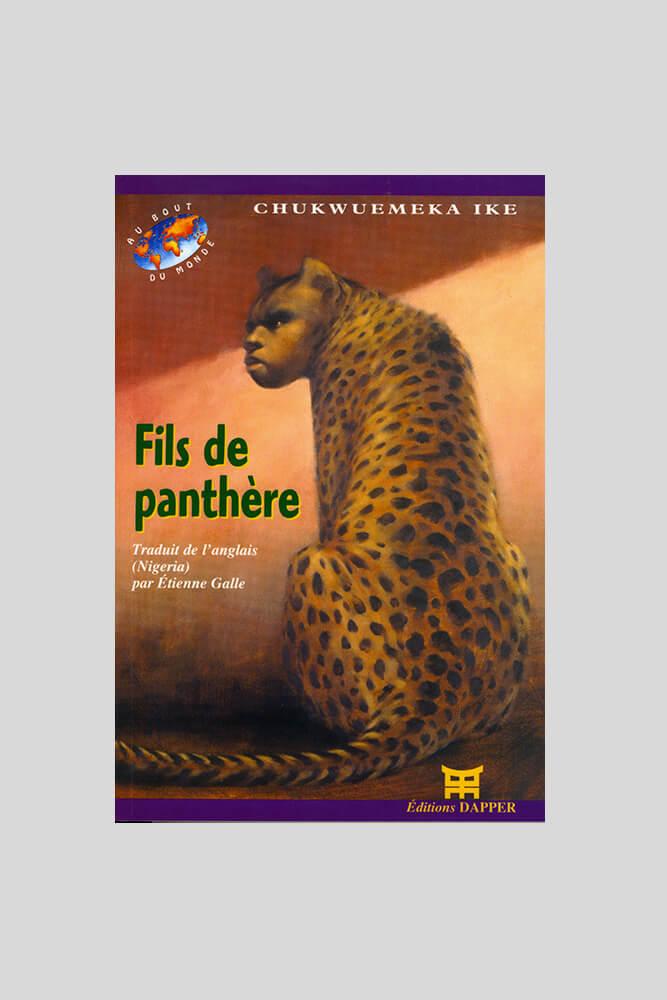Fils de panthère, Chukwuemeka Ike.