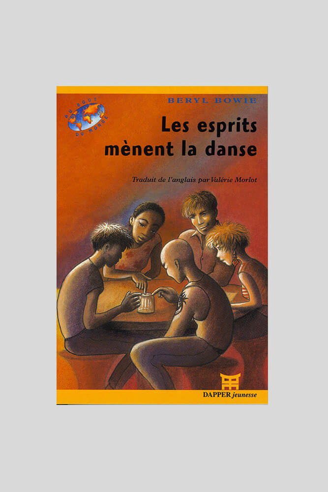 Les esprits mènent la danse, Beryl Bowie.