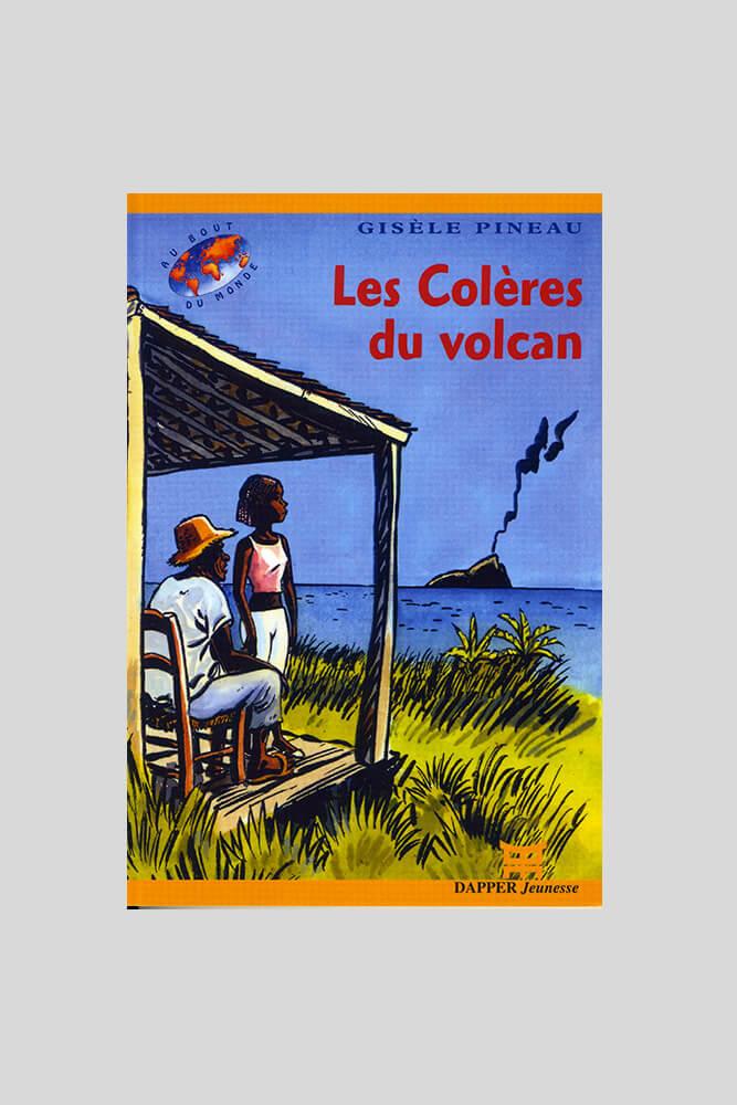 Les Colères du volcan, Gisèle Pineau.
