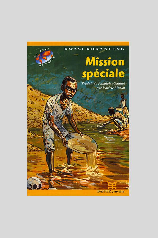 Mission spéciale, Kwasi Koranteng.