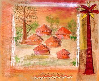 Le mystère de Zala Zoba (avec un CD), Gabriel Kinsa