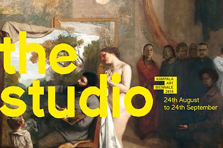 The Studio, biennale de Kampala.