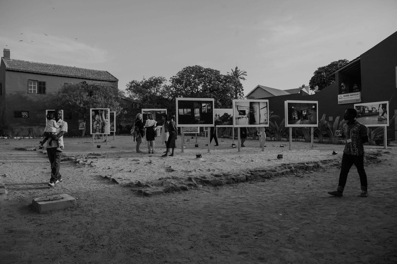 Gorée - regards sur cours 2019