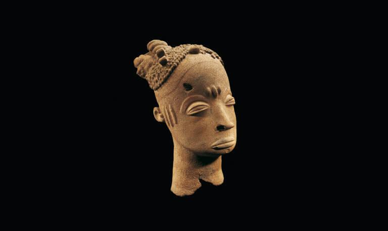 Akan Ghana Figure