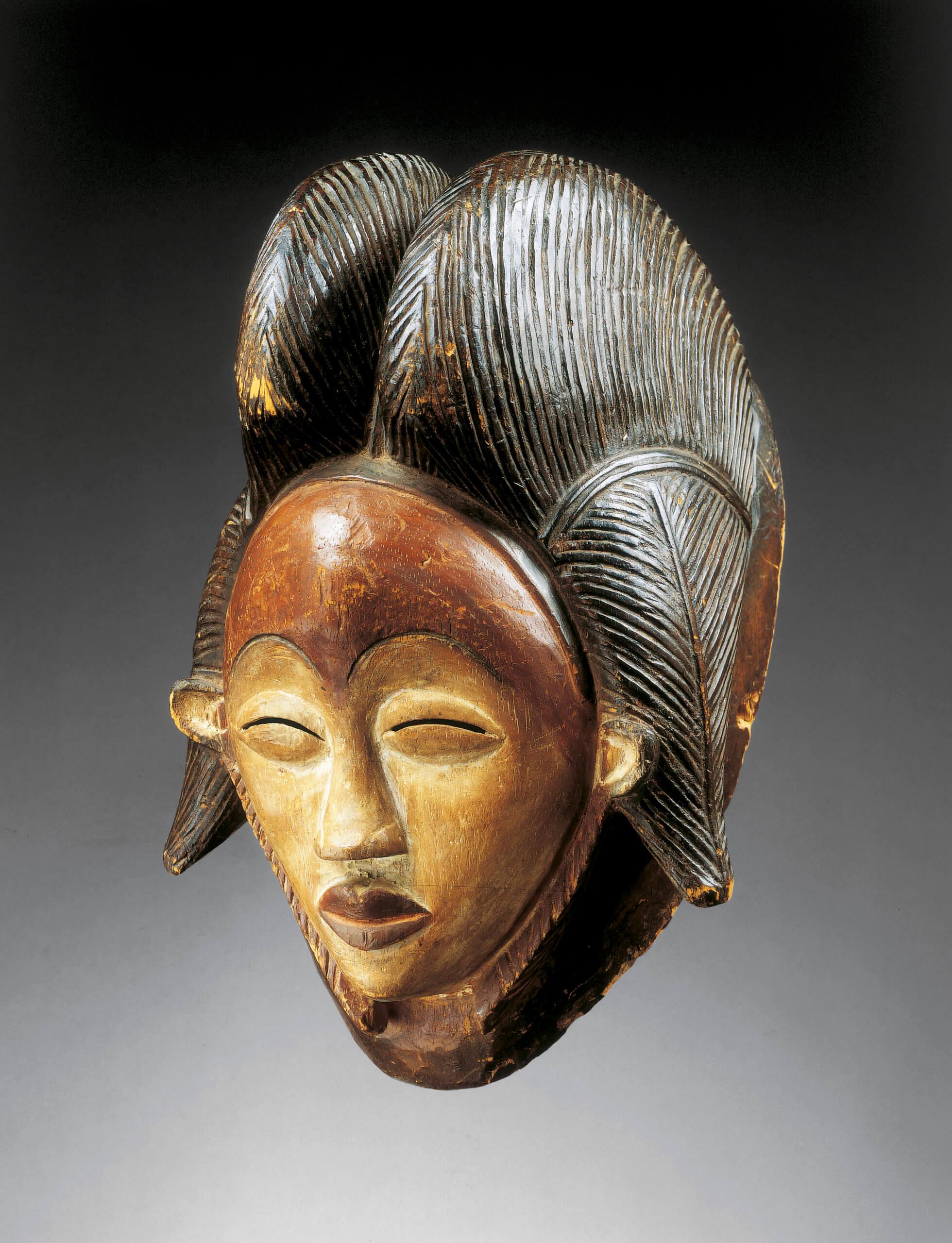 Masque mukuyi